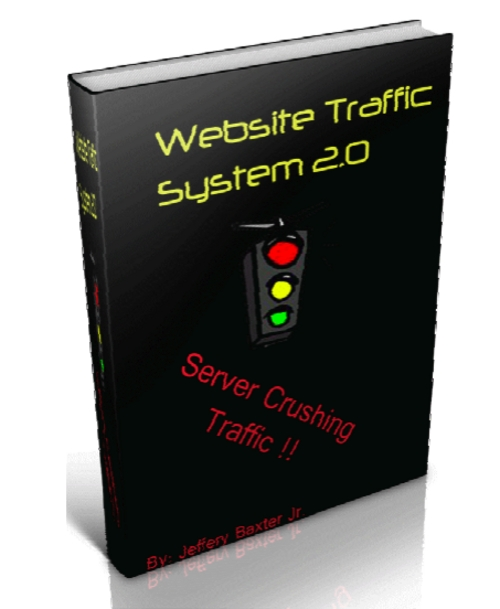 Product picture Web Traffic System 2.0